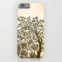 iPhone & iPod Case featuring The Fruit of the Spirit (I) by Liyin