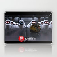 Wall-Smith E-Robot.... Laptop & iPad Skin