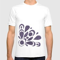 Morado Mens Fitted Tee White SMALL
