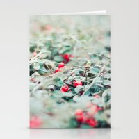 Little Tales In Red Stationery Cards