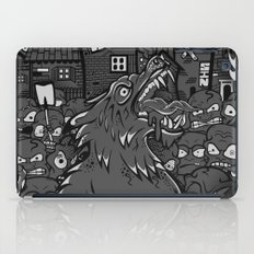 WOLVES OF PERIGORD iPad Case