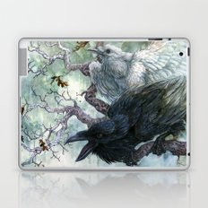 Thought and Memory Laptop & iPad Skin