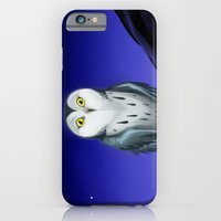 iPhone & iPod Case featuring At night_1 by Gato Gris Games