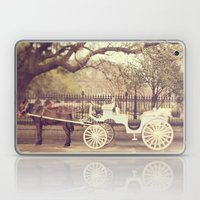 New Orleans Carriage Rid… Laptop & iPad Skin