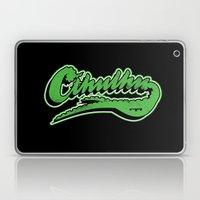 Cthulhu Baseball Logo Laptop & iPad Skin