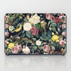 Floral And Birds IV iPad Case
