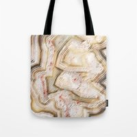 Marble Natural Tote Bag