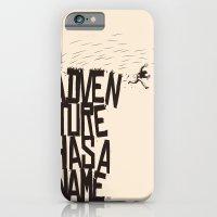 Adventure Has A Name iPhone 6 Slim Case