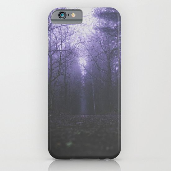 Cold streets iPhone & iPod Case