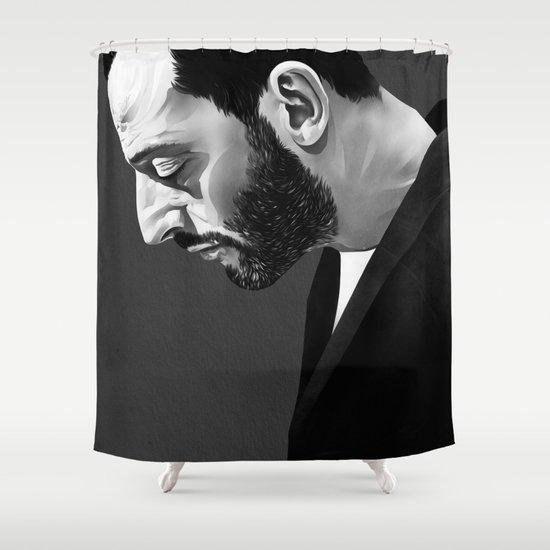 Leon Shower Curtain