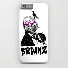 political zombie theme iPhone 6 Slim Case