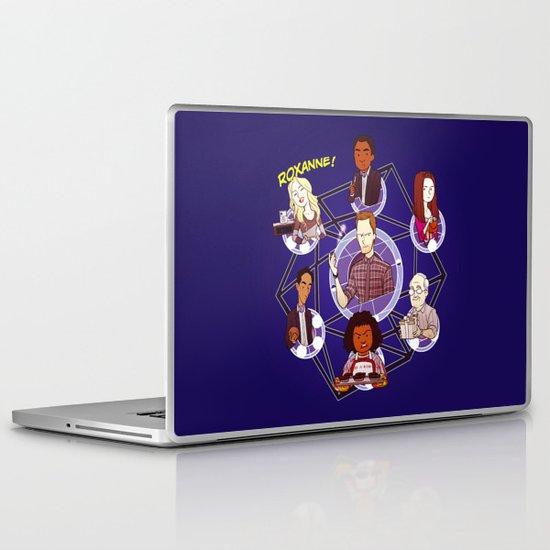 Remedial Chaos Theory Laptop & iPad Skin