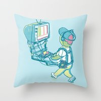 Useless Throw Pillow