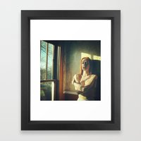 Valerie Framed Art Print