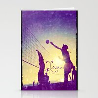 Live - For Iphone Stationery Cards