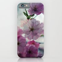 iPhone & iPod Case featuring  This is why I love spring ( Spring  Blossom) by LudaNayvelt