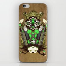 Molly Can't Make Up Her Mind iPhone & iPod Skin