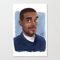 Patrick Noble Canvas Print
