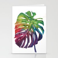 Leaf vol 1 Stationery Cards