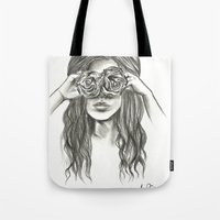 Beauty Is Within The Eye… Tote Bag