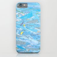 Ocean Waves iPhone 6 Slim Case