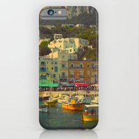 iPhone & iPod Case featuring Capri, Italy by shari hochberg