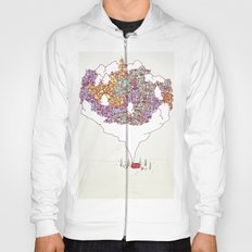 City in the Middle of Nowhere Hoody