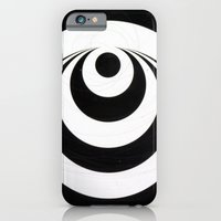 Look Into My Eyes iPhone 6 Slim Case