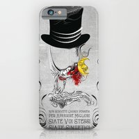 non scrivete grandi pensieri iPhone 6 Slim Case
