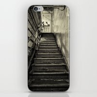 Alcatraz iPhone & iPod Skin