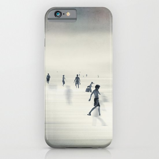 floating on light iPhone & iPod Case