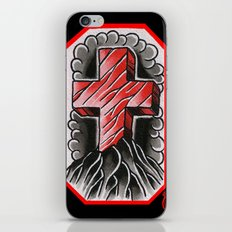 cross of ages iPhone & iPod Skin