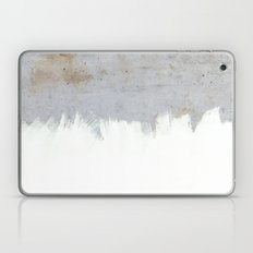 Painting on Raw Concrete Laptop & iPad Skin