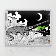Crocodiles Laptop & iPad Skin