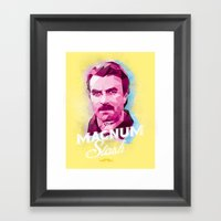 The Magnum Framed Art Print