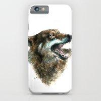 Wolf Smile iPhone 6 Slim Case