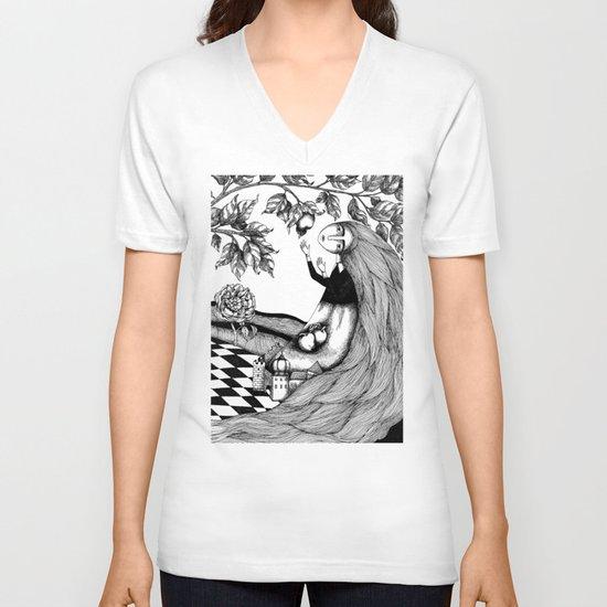 The Golden Apples (2) V-neck T-shirt