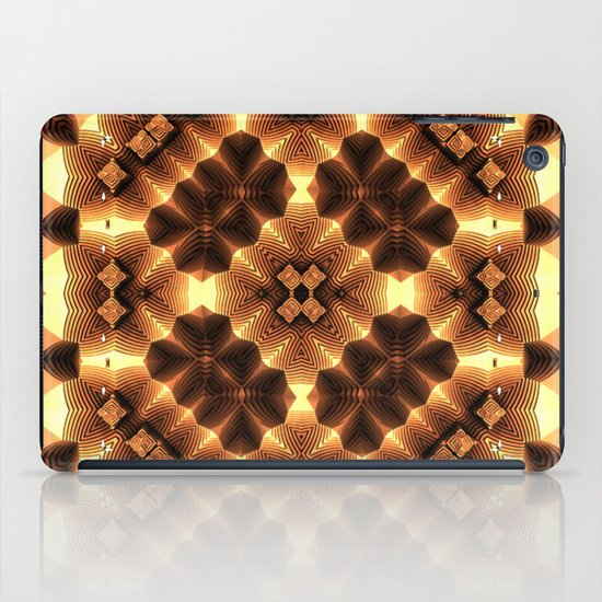 CenterViewSeries056 iPad Case