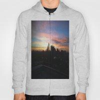 Sunset Skyline Hoody