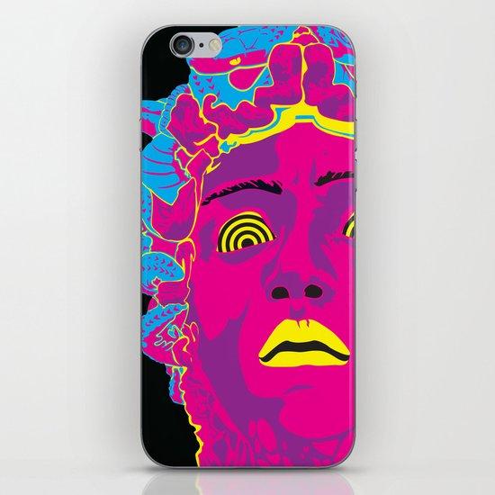 Medusa iPhone & iPod Skin