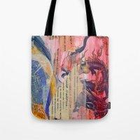 Collage Love - Zhong Lon… Tote Bag