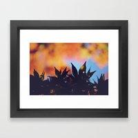 Autumn Autumn Framed Art Print