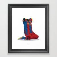 FC Barcelona 2010/11 - C… Framed Art Print