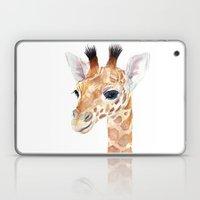 Baby Giraffe Laptop & iPad Skin