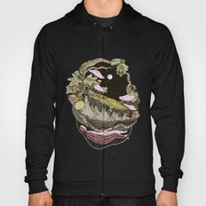 pure color nature Hoody