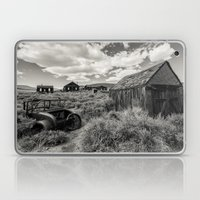 The Ghost Town Laptop & iPad Skin