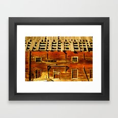 Preservation Framed Art Print