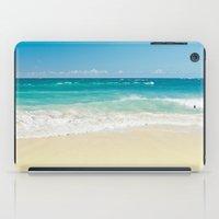 Beach Love iPad Case