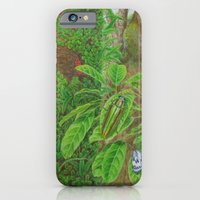 A Day of Forest (3). (Observe the tree) iPhone 6 Slim Case