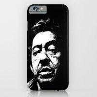 Serge Gainsbourg iPhone 6 Slim Case